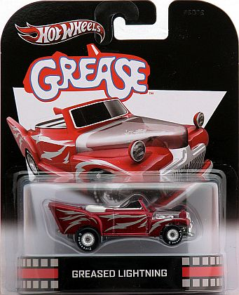 Greased Lightning • Grease • HW Retro Entertainment • #HW-X8902