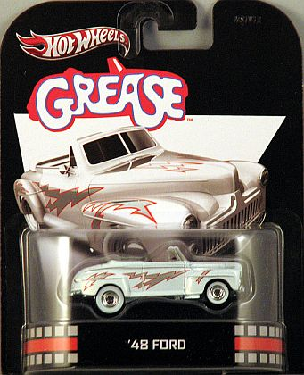 '48 Ford • Grease • HW Retro Entertainment • #HW-X8903