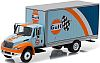 International Durastar GULF Box Truck • #GL33070B