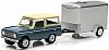 Hitch & Tow • Ford Bronco with Small Cargo Trailer • #GL32020-B