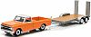 Hitch & Tow • Chevrolet C-10 with Flatbed Trailer • #GL32020-C