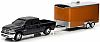 Hitch & Tow • Dodge Ram with Enclosed Car Hauler • #GL32020-D