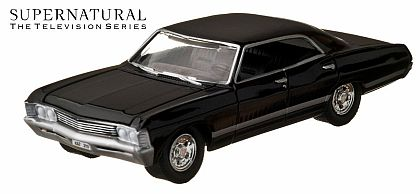 Supernatural 1967 Chevrolet Impala Sport Sedan • #GL44692