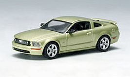 2005 Ford Mustang GT • Legend Lime • #AA20301