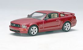 2005 Ford Mustang GT • Red Fire • #AA20302