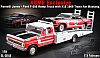 Ford F-350 Ramp Truck & 1969 Trans Am Mustang Boss 302 #15 • #GL51349