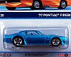 1977 Pontiac Firebird • Hot Wheels Cool Classics • #HW-BDR25