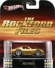 Hot Bird Pontiac • The Rockford Files • HW Retro Entertainment • #HW-X8910