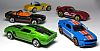 Shelby HotWheels 5-Pack • Carroll Shelby Tribute • #HW-W4254