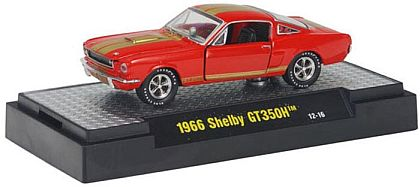 1966 Shelby G.T.350H • HERTZ Rent-a-Racer • #M2-31600-20red