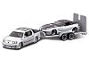 Elite Transport - Cadillac Escalade with Mercedes Benz SLR - MAI#15055-04