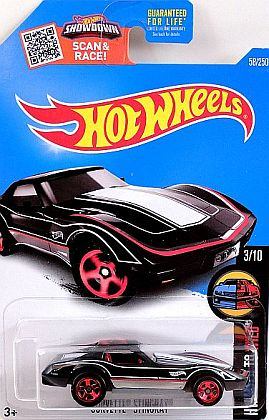 Corvette Stingray Coupe • HW MILD TO WILD • #HW-DHX34