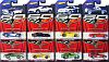 60 YEARS OF CORVETTE • Hot Wheels set of 8 • #HW-BBC96