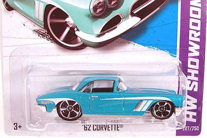 1962 Corvette Hardtop • HW SHOWROOM • HW#X1821