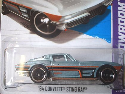 1964 Corvette Sting Ray Coupe • HW SHOWROOM • HW#X1973