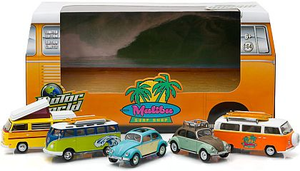 Malibu Surf Shop Diorama • Motor World • #GL58029