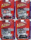 Wicked Wagons Set of 4 - Release 3 - 50278A Johnny Lightning