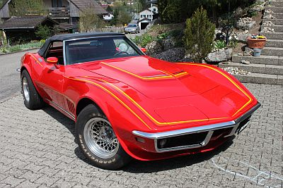 1968 Corvette Big Block Cabriolet