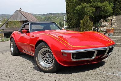 1968 Corvette 427 Big Block Cabriolet