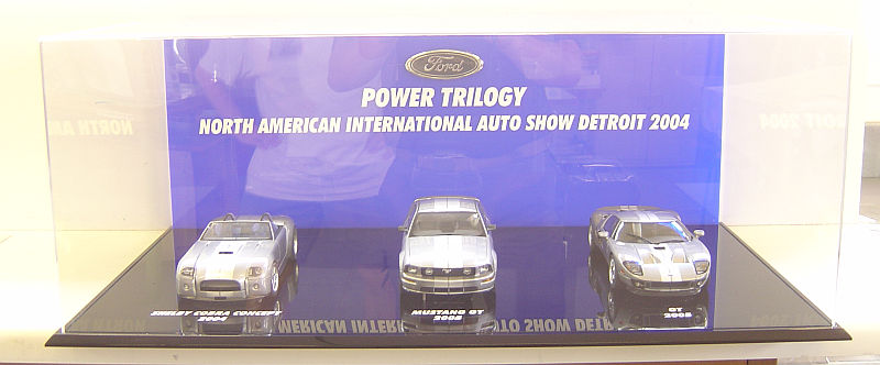 2004 NAIAS Diorama Display