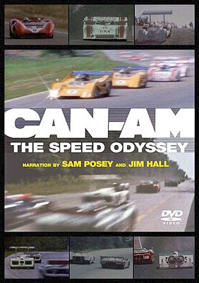 CAN-AM • The Speed Odyssey • #DVD5702