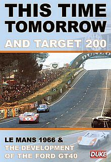 DVD - This Time Tomorrow & Target 200 - #DVD4032