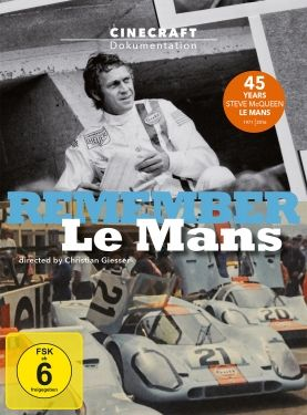 DVD REMEMBER Le Mans • #DVD24122016