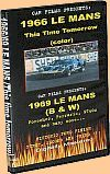 DVD - 1966 Le Mans & 1969 Le Mans - #CF6669 - Car Films