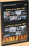 DVD - Return to Le Mans 1967 & La Ronde Infernale 1969 - #CF6769 - Car Films