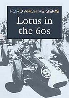 DVD - Lotus in the 60's - #DVD3973