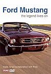 Ford Mustang Story - Item #DVD3687