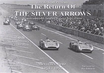 The Return Of The SILVER ARROWS - Item #DVD1