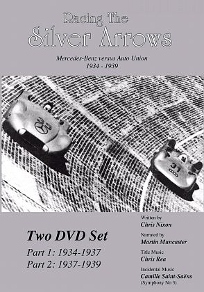 TRacing The SILVER ARROWS - Item #DVD4