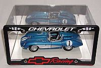Chevrolet Racing Display case for 1/18 scale Model Cars • #DP18001
