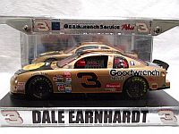 Dale Earnhardt sr. Display case for 1/18 scale Model Cars • #DP18002