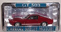 Carroll Shelby Motors Display case for 1/18 scale Model Cars • #DP18005