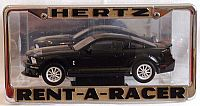 HERTZ Rent-a-Racer Display case for 1/18 scale Model Cars • #DP18004