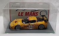 ALMS Display case for 1/18 scale Model Cars • #DP18050