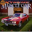2011 Extreme Muscle Cars Calendar • 2011 Extreme Muscle Car Kalender