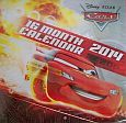 CARS 2 The Movie 2014 Calendar • CARS 2 Charakter 2014 Kalender • #K5088