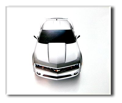 Chevrolet 2010 Camaro • Dealer sales brochure • #C2010SB