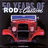 50 YEARS OF ROD & Custom • 50th Anniversary book • #BK20112