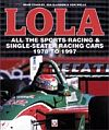 LOLA • All The Sports Racing & Single-Seater Racing Cars 1978 To 1997 • #BK130694