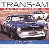 TRANS-AM • The Pony Car Wars 1966-1972 • #BK56789