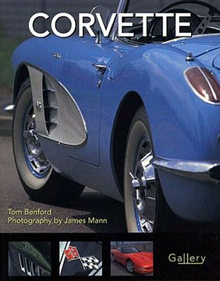 CORVETTE, book on 6 generation of Corvette, item #144385