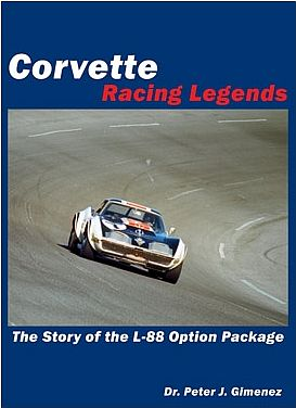 Corvette Racing Legends • The Story of the L-88 Option Package • #BK300003
