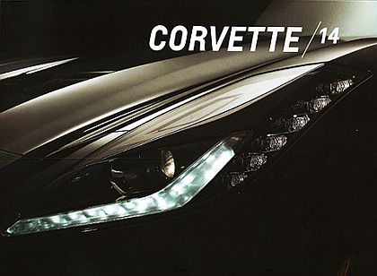 2014 Corvette Stingray • Sales Brochure • #14CHECORCAT01