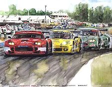 24hrs. of Le Mans, Ferrari Corvette Aston Martin, Item #UE506458LM05