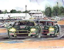 24hrs. of Le Mans, Aston Martin, Item #UE5859LM05