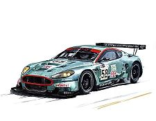 24hrs. of Le Mans, Aston Martin, Item #UE58LM05